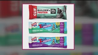 Possible Presence Of Nuts Prompts Clif Bar Recall