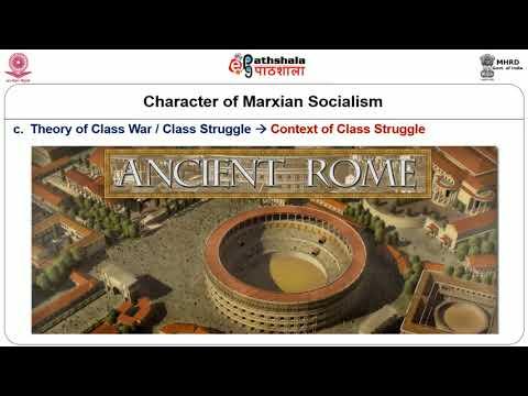 Karl Marx and Scientific Socialism