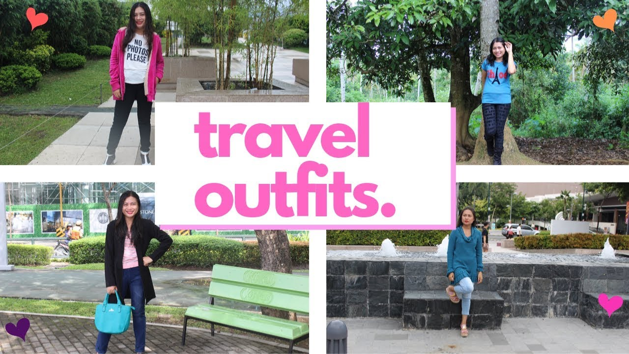 [VIDEO] - How to Style Travel Outfits 8