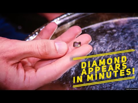 SuperHuman Manifests Diamonds in Her Mouth! (Third Eye Powers)