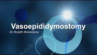 Vasectomy Reversal (Vasoepididymostomy)