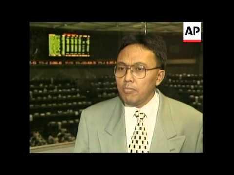 INDONESIA: JAKARTA: STOCK EXCHANGE