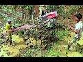 Kumpulan Traktor Sawah Pindah Lahan Tractors Move The Mud Field Complete