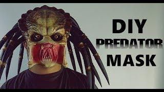 How to make PREDATOR mask 2018