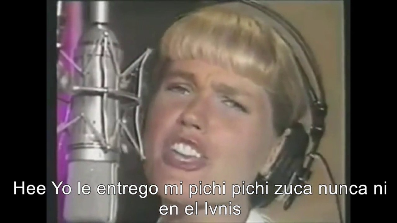 Xuxa Todo El Mundo Esta Feliz Al Reves Mensaje Subliminal