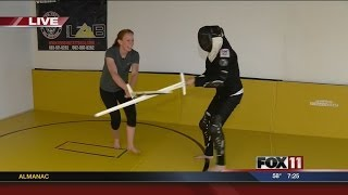 Learning the art of fencing