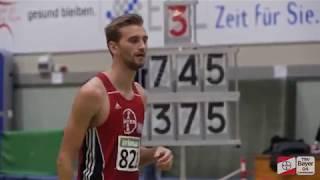 Leichtathletik Nordrhein Hallenmeisterschaften 2018 in Leverkusen