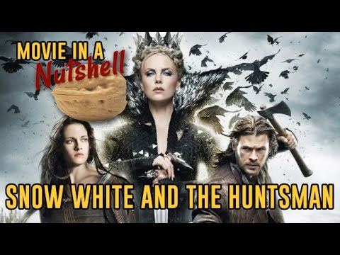 Movie in a Nutshell: Snow White and The Huntsman