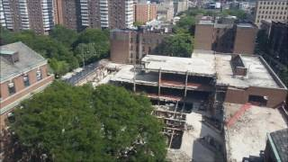 Jewish Theological Seminary- Demolition Project