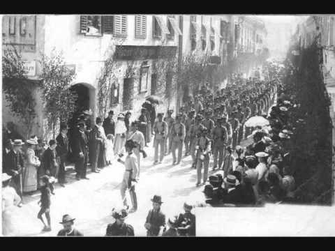 Alpinjäger Marsch ( Chant Austro-Hongrois/Austro-Hungarian military song, with choir)