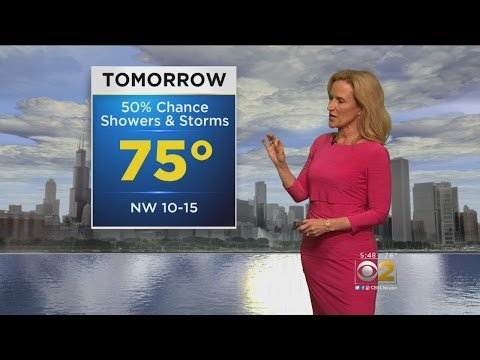 CBS 2 Weather Watch (5:30PM, May 28, 2017)