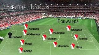 Video AS Monaco 0-0 Juventus (Onze Départ Monaco Starting Lineup) Champions League 2014/2015 download MP3, 3GP, MP4, WEBM, AVI, FLV Juli 2018