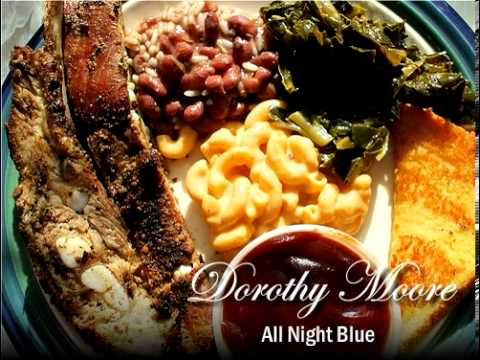 Dorothy Moore - All Night Blue