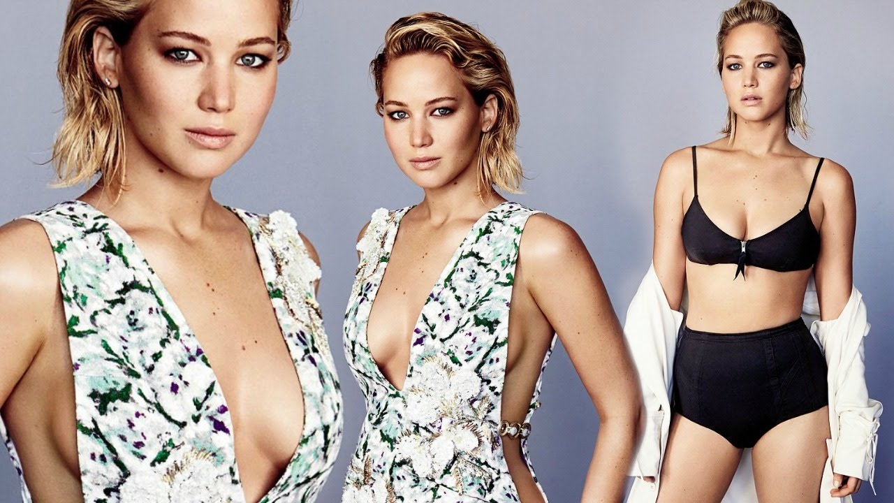 Jennifer Lawrence Hot Photoshoot For Glamour Magazine 2016 ...