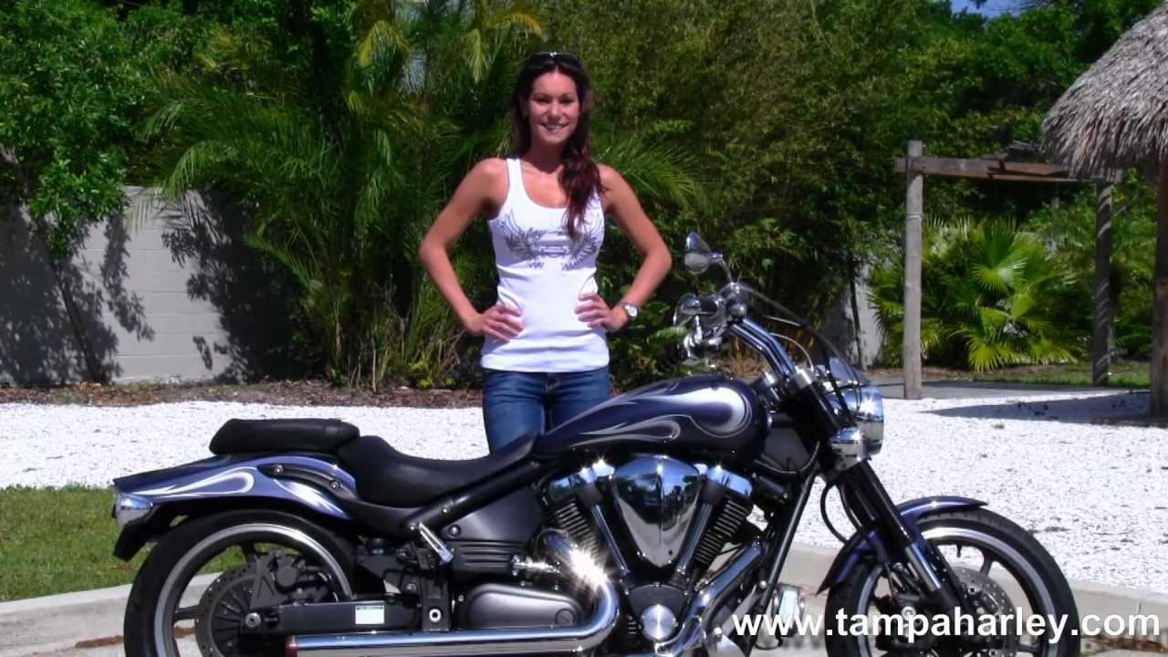 Yamaha Road Star Midnight Warrior Review
