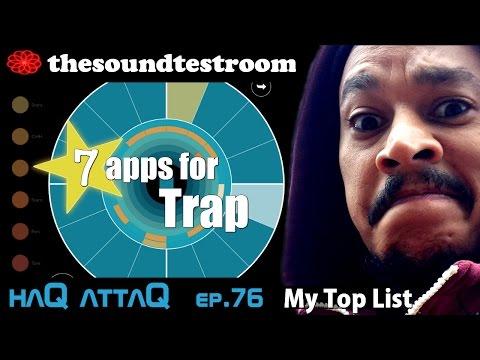 7 GREAT iPad DRUM apps 4 TRAP music │ Top List - haQ attaQ 76