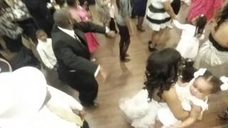 Darius Sullivan and Danielle Sharp Wedding Reception! 25 April 2015