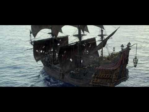 Pirates Of The Caribbean:On Stranger Tides-Barbossa's Revenge
