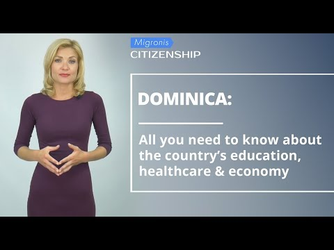 Dominica On The World Map 👉 Tourism, Attractions, How To Get There, Infrastructure