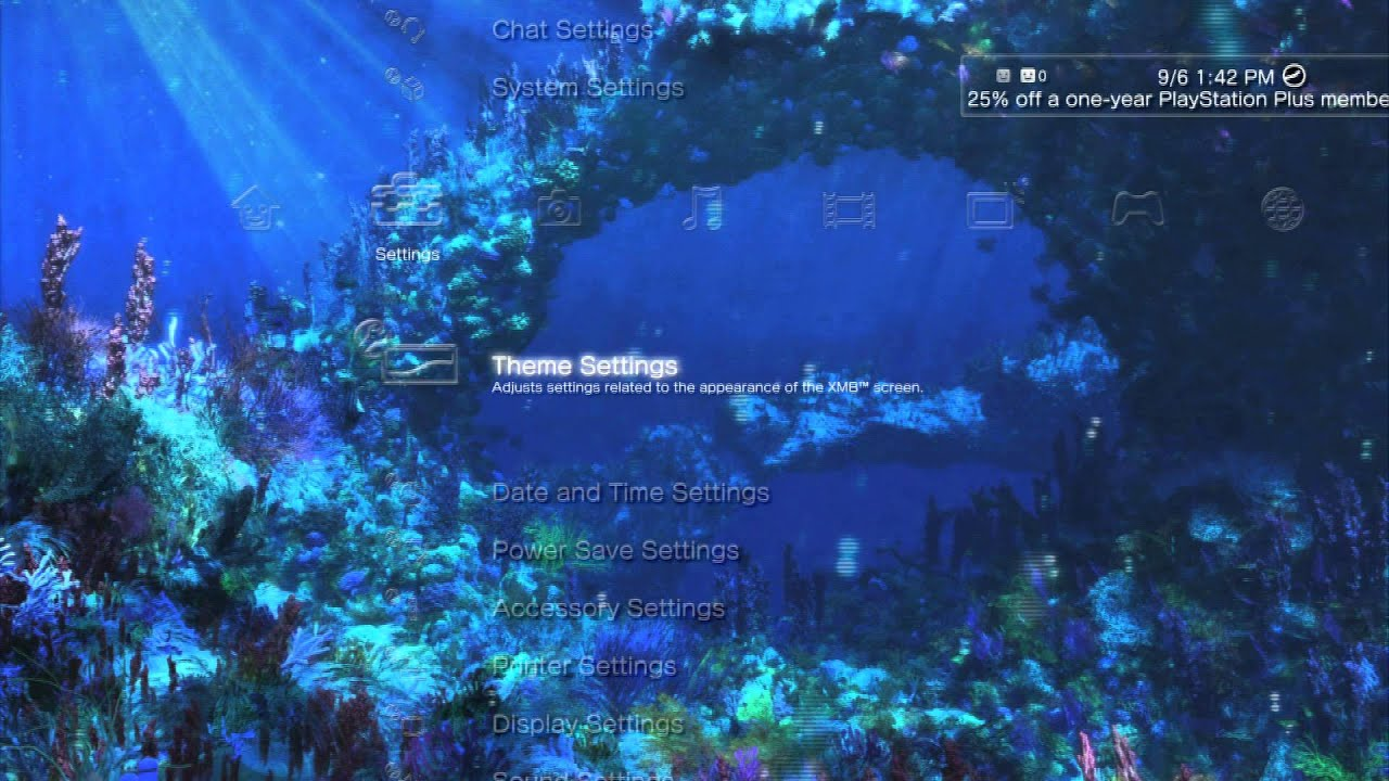 Digital Blasphemy: Dynamic Themes for the PS3