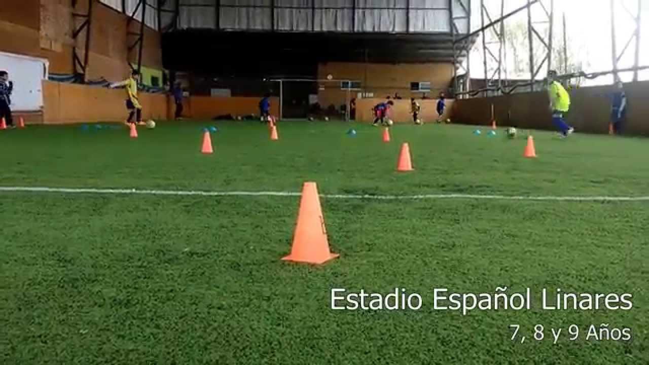 Circuito Juegos Para Niños : Fútbol para niños circuito conducción youtube