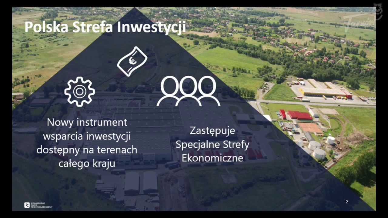 """Spotkanie dla przedsiębiorców """"Polska Strefa Inwestycji"""" – transmisja na żywo"""
