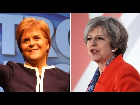 Sturgeon vows to plough on with Scottish independence referendum