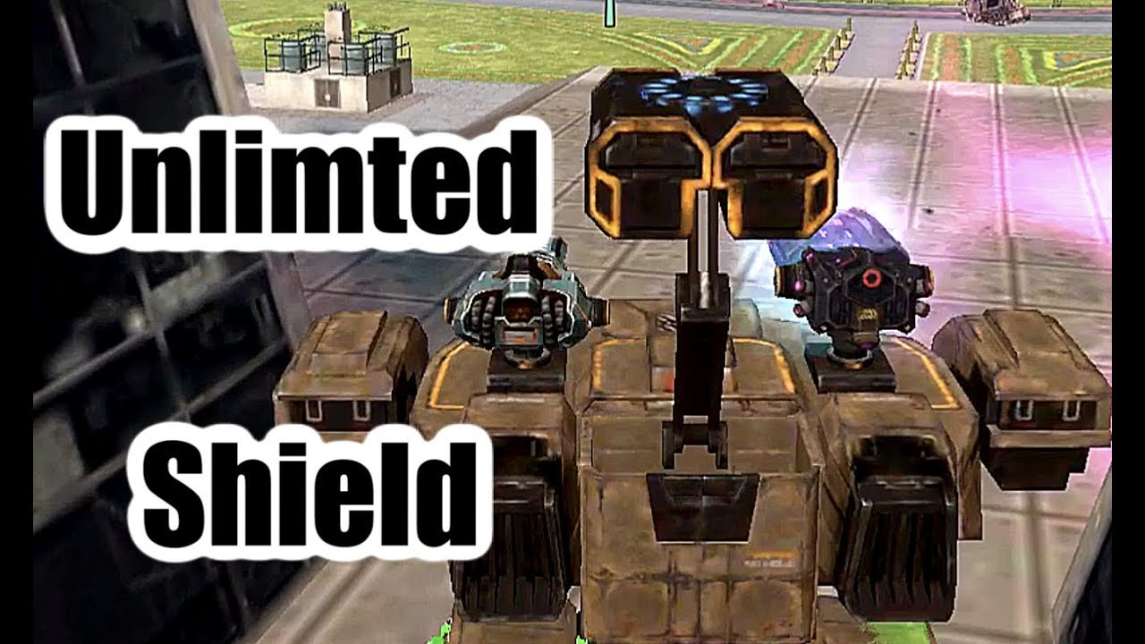 Download Almost Unlimited Shield Of Nemesis    War Robots [WR]