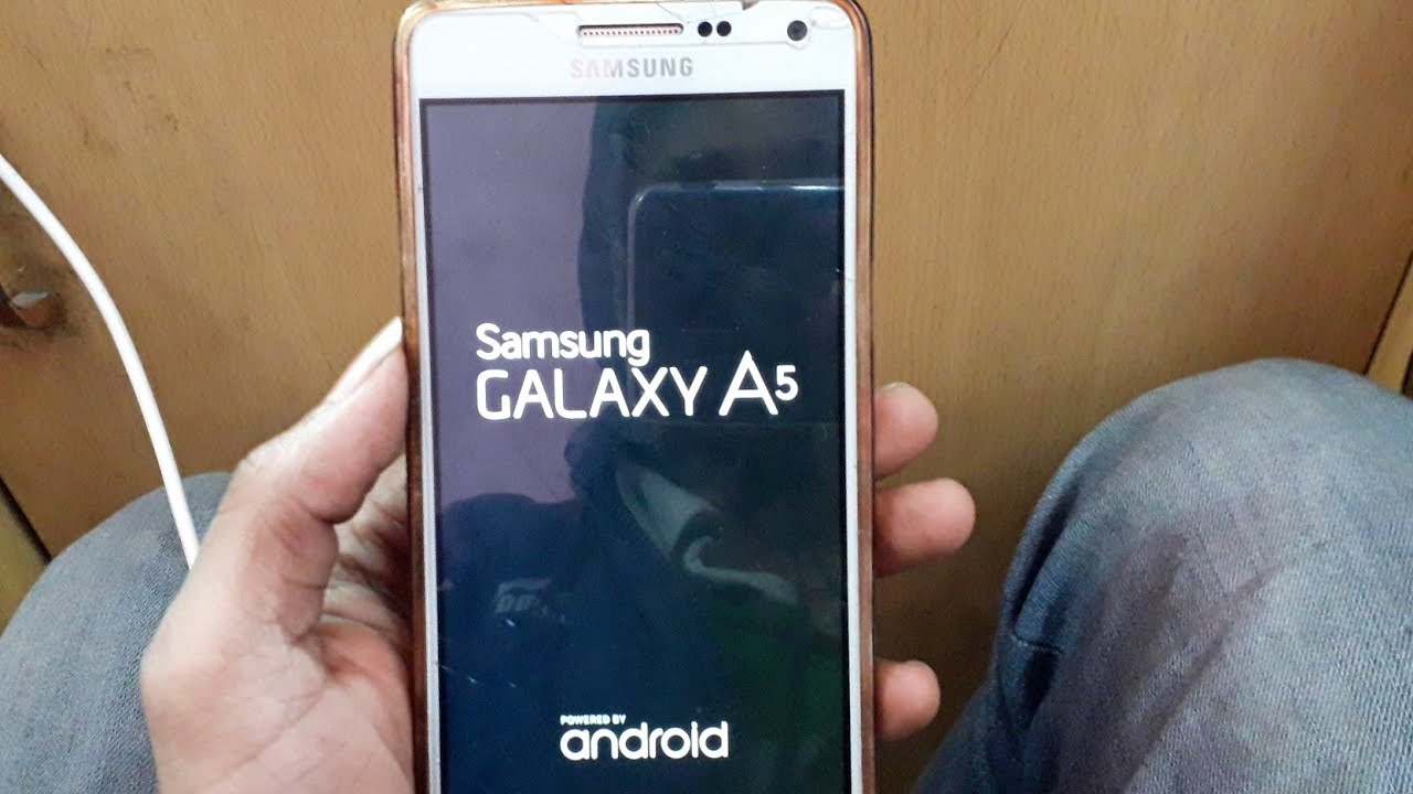 Samsung A5 (A500G) Flashing Without Any Error 4 File 100% Done