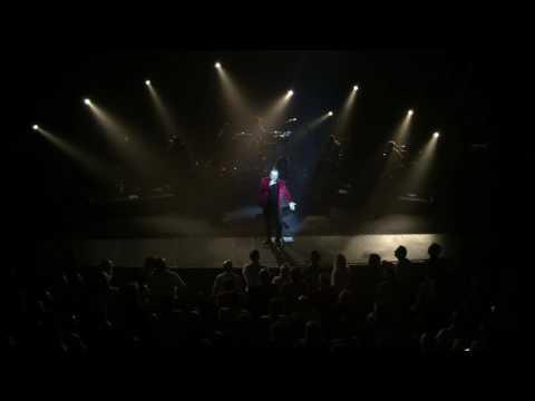 Simple Minds Jim Kerr heartfelt Manchester tribute - London Palladium 27 May 2017
