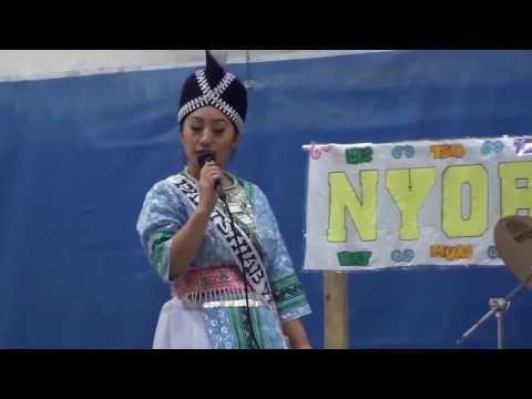Pa Chia Yang Talent Round Johnson Senior High School Hmong New Year 2013-2014