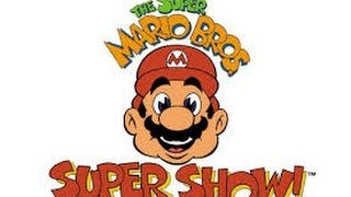 Super Mario Bros Super Show Episode 40 - Plumber