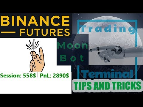 Moon Bot. Tips And TRIСKS On BINANCE FUTURES
