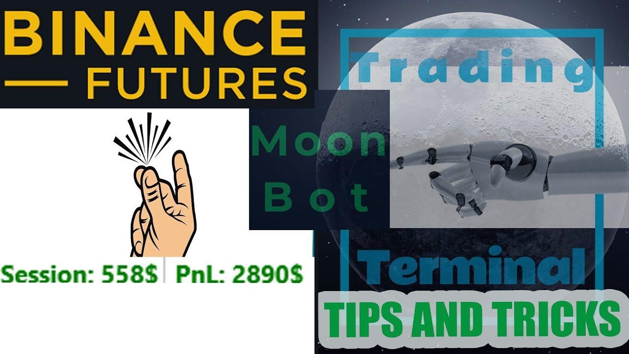 binance futures bot)