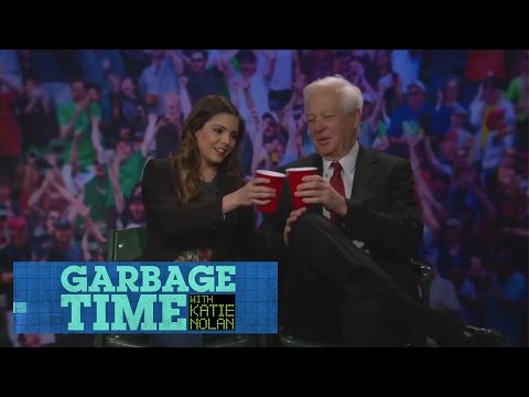 Katie and Bill Raftery discuss the best broadcasters to drink with