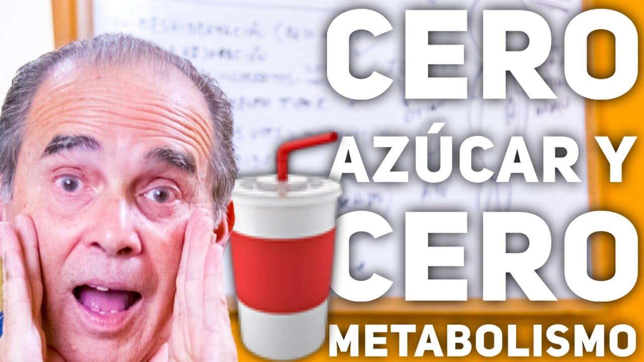 Episodio #1966 Cero Azúcar Y Cero Metabolismo