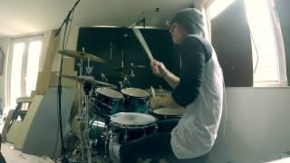 No Air Jordin Sparks feat. Chris Brown - Luke Guillen - Drum Cover.mp3