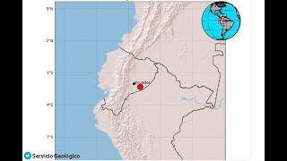 Sismo de magnitud 7,7 en Ecuador sacudió al sur de Colombia | Noticias Caracol