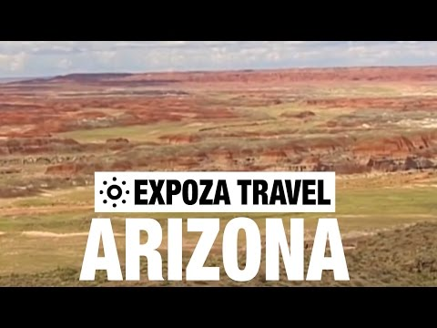 Arizona (USA) Vacation Travel Video Guide