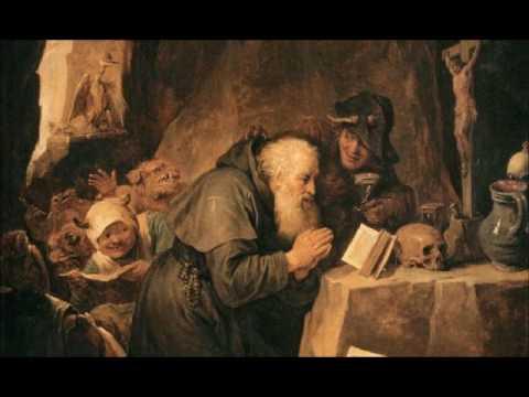 Saint Anthony's War Against Demons