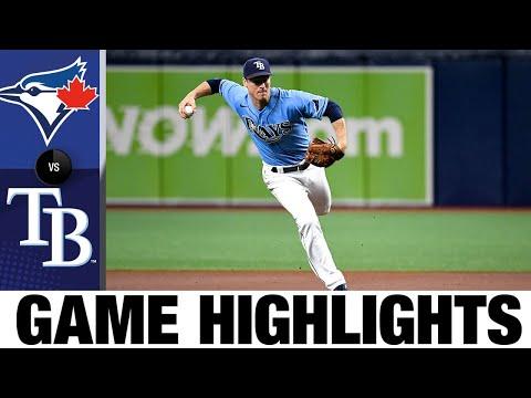 Rays vs. Blue Jays Game Highlights (7/9/21) | MLB Highlights