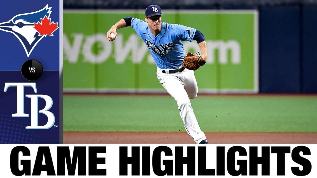 Download Rays vs. Blue Jays Game Highlights (7/9/21) | MLB Highlights