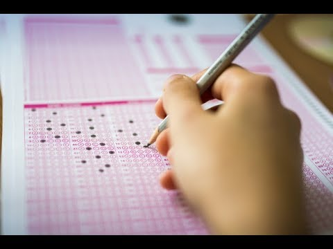 Tricking A Scantron Test