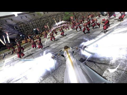 戦国BASARA 真田幸村伝 Date Masamune Gameplay PS4