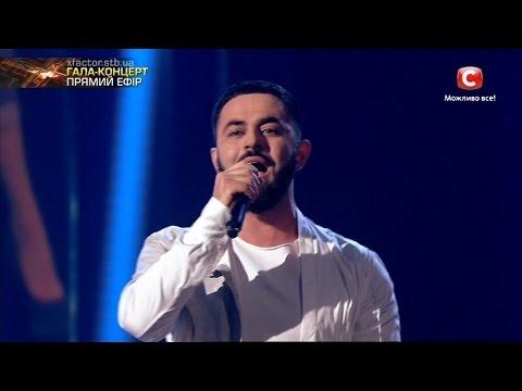 Севак Ханагян. Вдвоем - Макс Фадеев и Наргиз Гала-концерт Х-фактор-7 24.12.2016