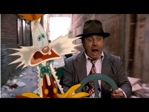 who framed roger rabbit movie clip 2 the benny car chase - Who Framed