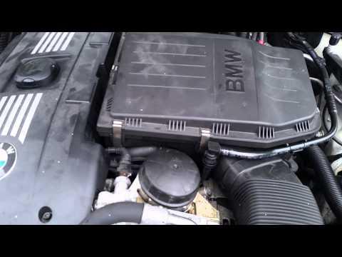 Cranks, won't start w/o jump  RPMs bouncing - BMW 1 Series