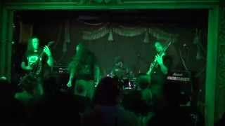 Vision Conquest (Napalm Death cover - Halloween 2014 @ Ralph