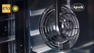 видео Электрические конвекционные печи