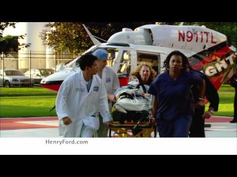 Critical Care Trauma Services at Henry Ford Hospital - Detroit, MI